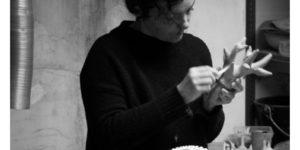 Exposition «Rosæ» de l'artiste Éliane Monnin réalisée par la commissaire d'exposition Virginie Baro en collaboration avec le cabinet d'architecture d'intérieur Mæntler aménagement d'espaces