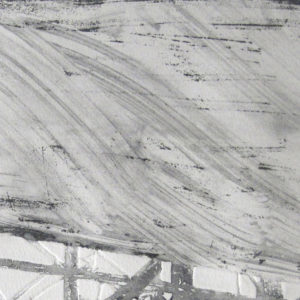 Blandine Galtier Gravure à l'eau-forte et aquatinte, graufrage sur papier Hahnemühle sélection galerie d'art Virginie Baro