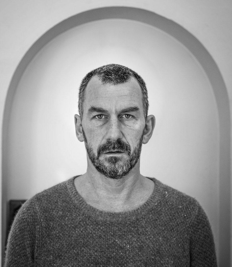 Benoît Mauduech, peintre, photographe, plasticien, représenté par la galerie d'art Virginie Baro