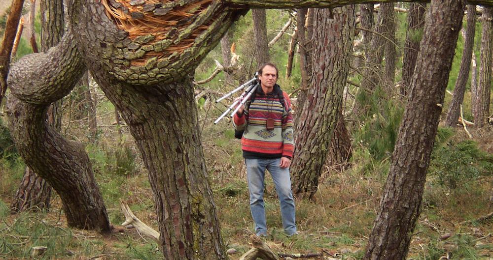 Luc Médrinal, photographe représenté par la galerie d'art Virginie Baro