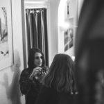 Exposition «Le toucher, l'absorber, lui désobéir» de l'artiste peintre Éléonore Desyahes, représentée par la galerie d'art Virginie Baro, à la Villa Etxe Gorria de Biarritz, commissariat d'exposition Virginie Baro