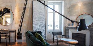 """Showroom entre:temps Biarritz, lieu de l'exposition """"Semblables"""", solo show de la céramiste Nadège Mouyssinat"""